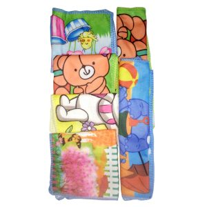 RKB Kids Hand kerchief pack of 6 – very soft hand kerchief